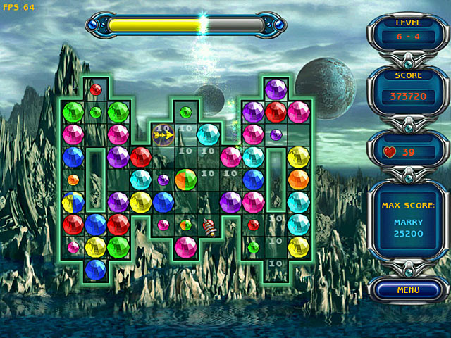 Game screenshot 1 Cosmo Lines
