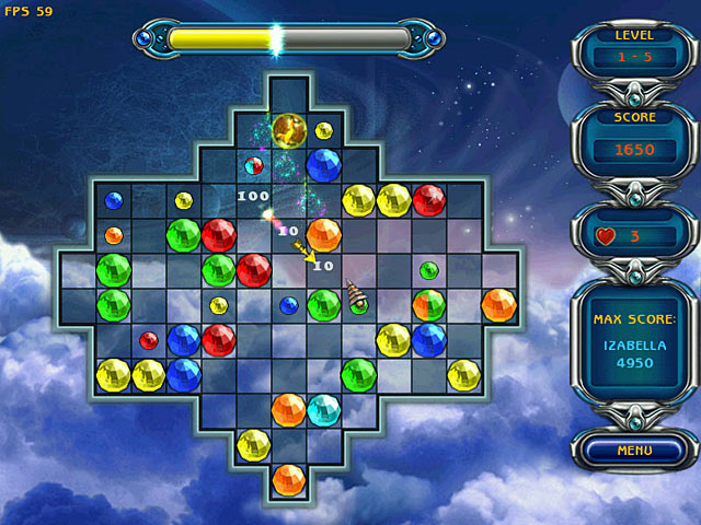 Game screenshot 3 Cosmo Lines
