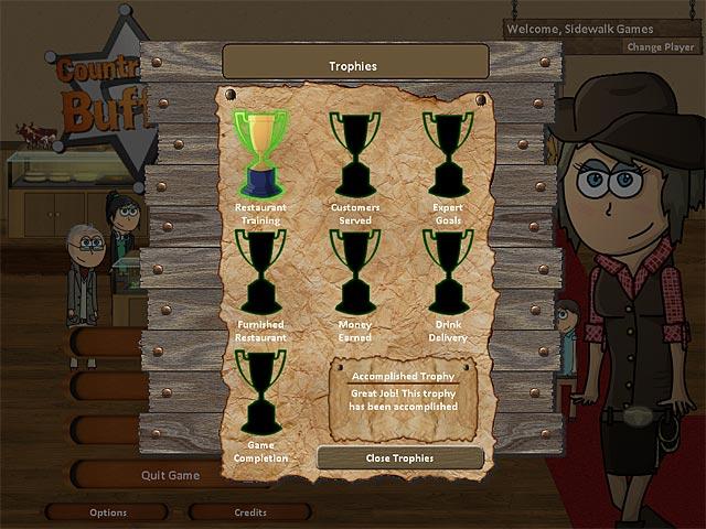Game screenshot 2 Countryside Buffet