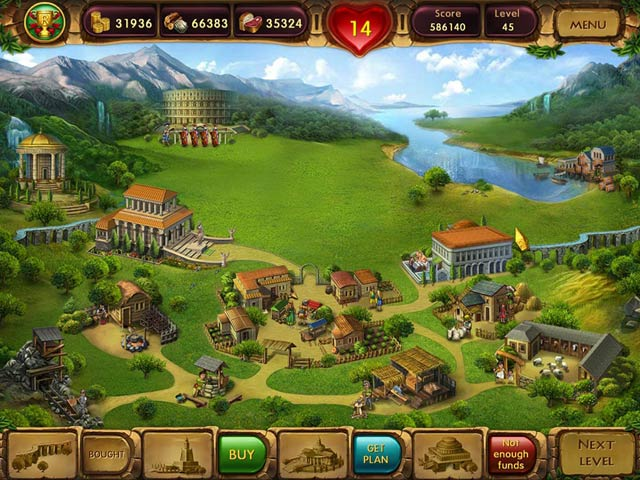 Cradle of rome 2 ipad iphone android mac pc game for Big fish games free download