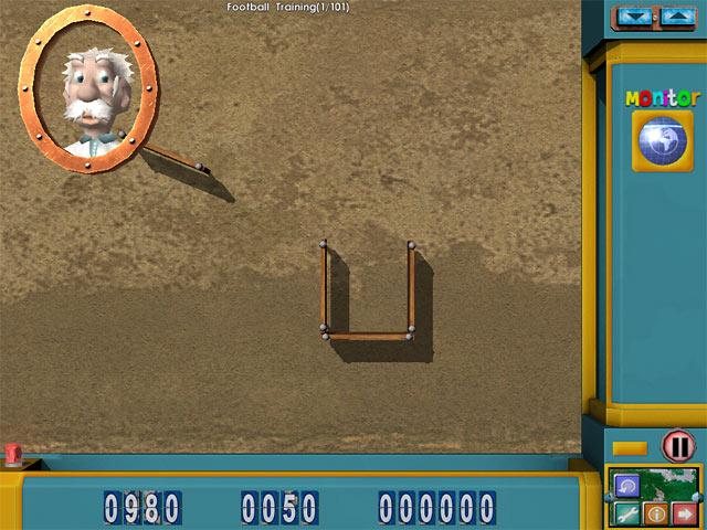 Game screenshot 3 Crazy Machines: Inventor Training Camp
