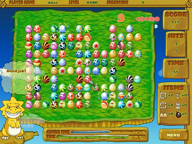 Game screenshot 1 Crazy Eggs