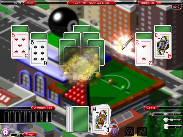 Game screenshot 3 Crime Solitaire 2: The Smoking Gun