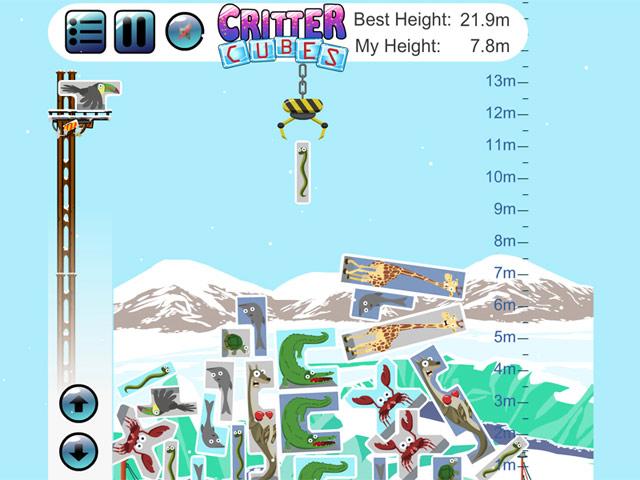 Screenshots Critter Cubes -