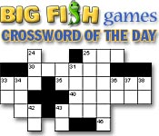 Feature- Screenshot Spiel Crossword of the Day