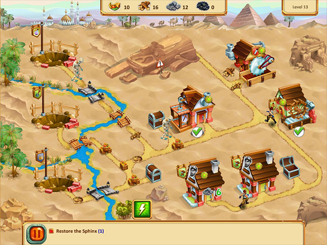 Game screenshot 1 Crown Of The Empire Collector's Edition