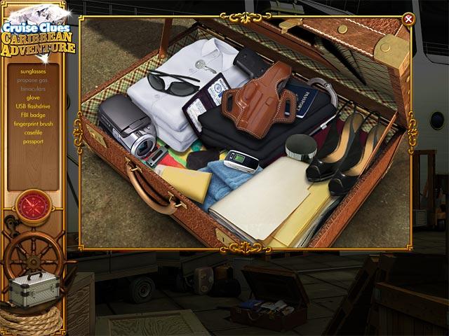 Game screenshot 2 Cruise Clues: Caribbean Adventure