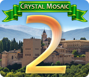Feature screenshot game Crystal Mosaic 2