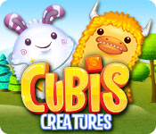 Feature screenshot game Cubis Creatures