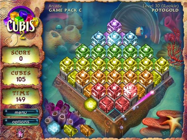 Game screenshot 3 Cubis Gold 2