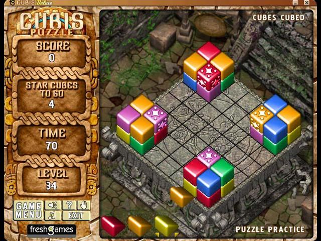 Spiele Screenshot 2 Cubis Gold