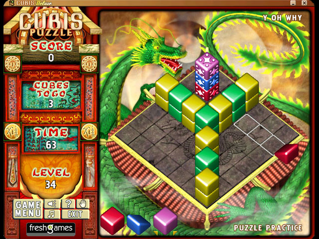 Spiele Screenshot 3 Cubis Gold