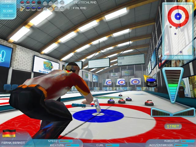 Video for Curling