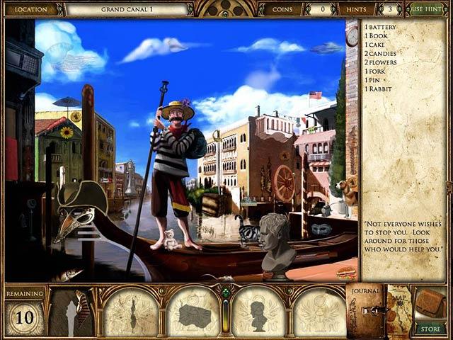 Game screenshot 1 Curse of the Pharaoh: Napoleon's Secret