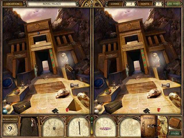 Curse of the Pharaoh: Napoleon's Secret – Mac Screenshot-2
