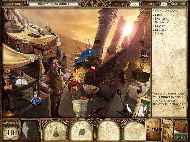 Game screenshot 3 Curse of the Pharaoh: Napoleon's Secret