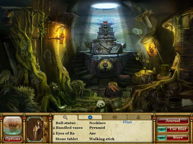 Game screenshot 1 Curse of the Pharaoh: Tears of Sekhmet