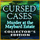 Cursed Cases: Murder at the Maybard Estate Collector's Edition - Mac