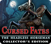 Cursed Fates: The Headless Horseman Collector's Edition feature