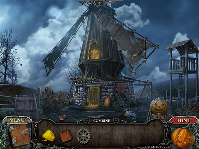 Game screenshot 1 Cursed Fates: The Headless Horseman Collector's Edition