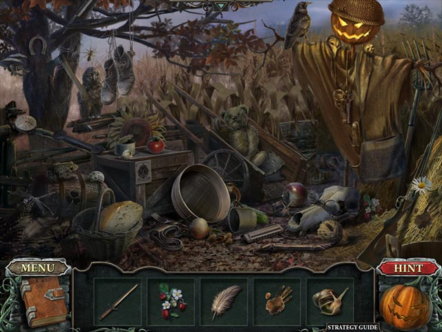 Game screenshot 2 Cursed Fates: The Headless Horseman Collector's Edition
