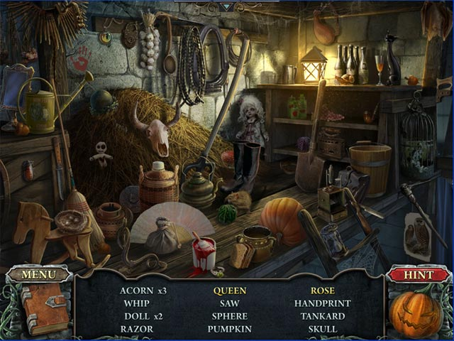 Game screenshot 1 Cursed Fates: The Headless Horseman