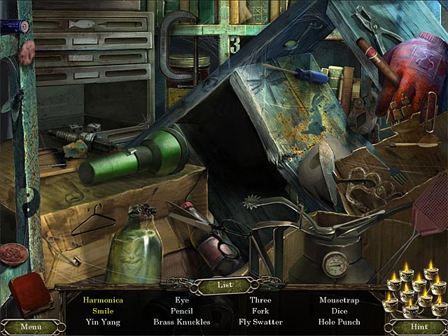 Game screenshot 1 Cursed Memories: The Secret of Agony Creek Collector's Edition