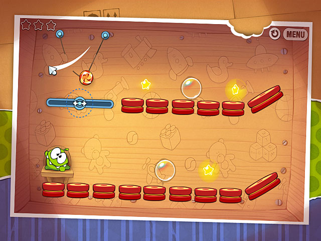 Video for Cut the Rope