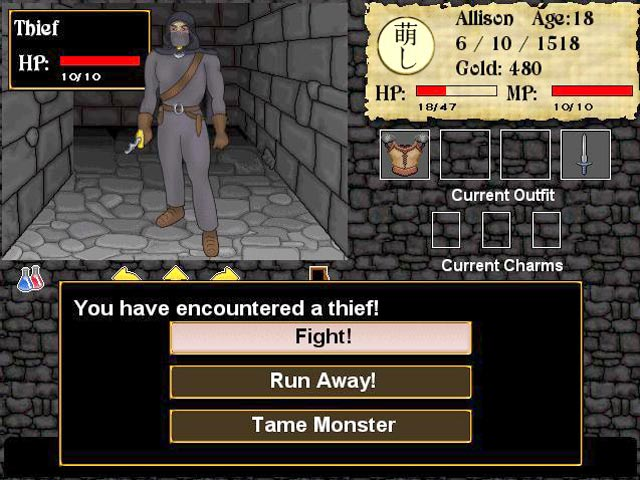 Game screenshot 2 Cute Knight