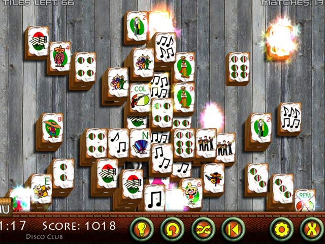 Mahjong match big fish games online