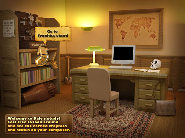 Game screenshot 3 Dale Hardshovel and The Bloomstone Mystery