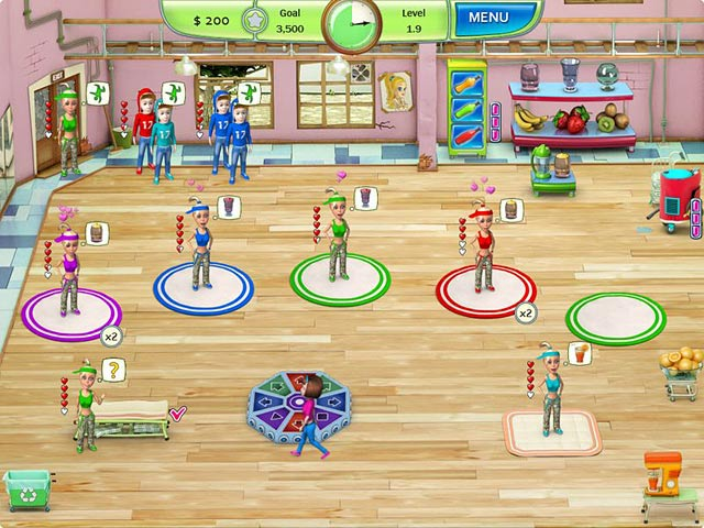Game screenshot 1 Dancing Craze