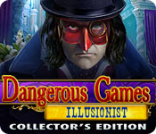 Feature screenshot game Dangerous Games: Illusionist Collector's Edition