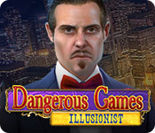 Feature screenshot game Dangerous Games: Illusionist