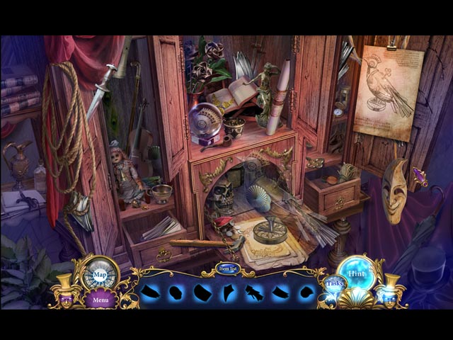 Game screenshot 1 Dangerous Games: Illusionist