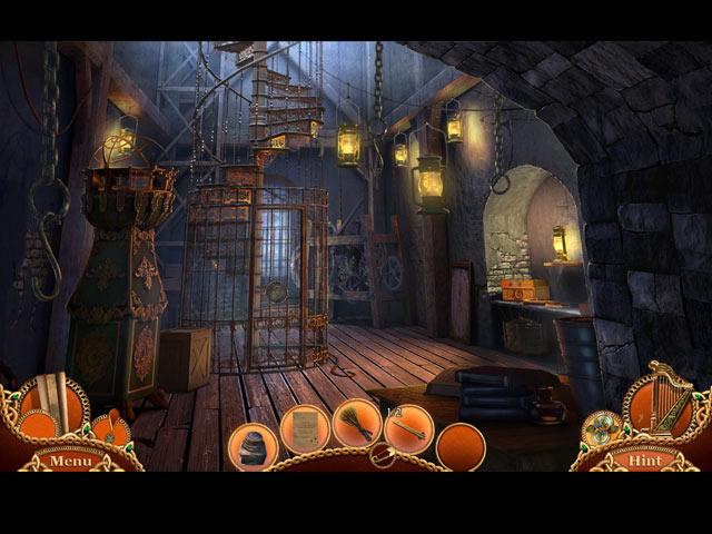 Danse Macabre 8: Curse of the Banshee Screen1