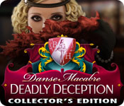 Feature screenshot game Danse Macabre: Deadly Deception Collector's Edition