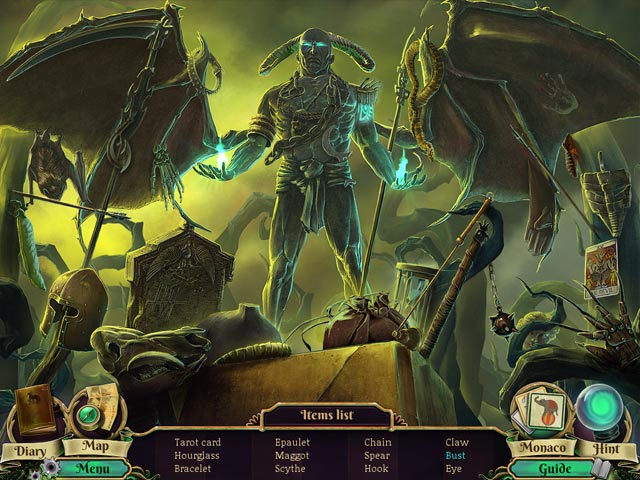 Game screenshot 2 Dark Arcana: The Carnival