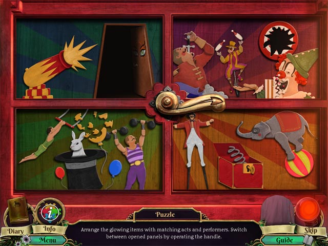 Game screenshot 3 Dark Arcana: The Carnival