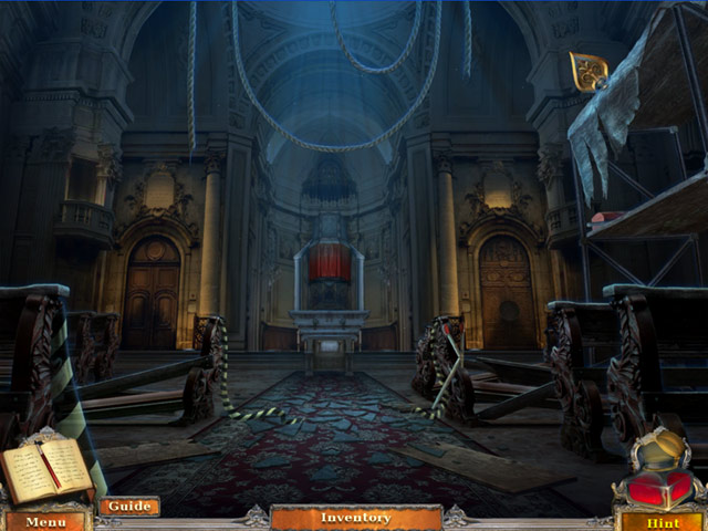 Game screenshot 2 Dark Canvas: A Brush With Death Collector's Edition