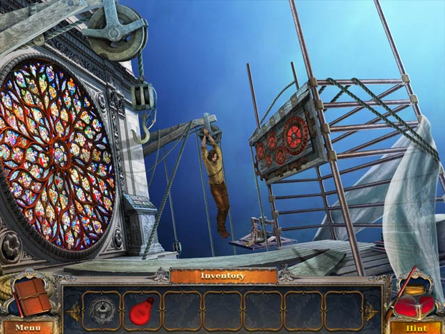 Game screenshot 2 Dark Canvas: A Brush With Death