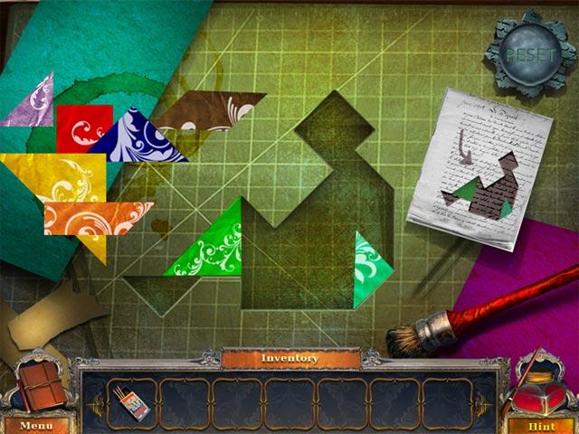 Game screenshot 3 Dark Canvas: A Brush With Death