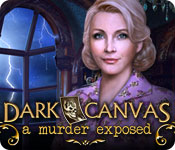Dark Canvas 3: A Murder Exposed - Mac