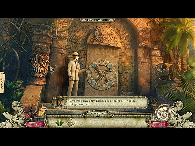 Game screenshot 1 Dark Cases: The Blood Ruby Collector's Edition
