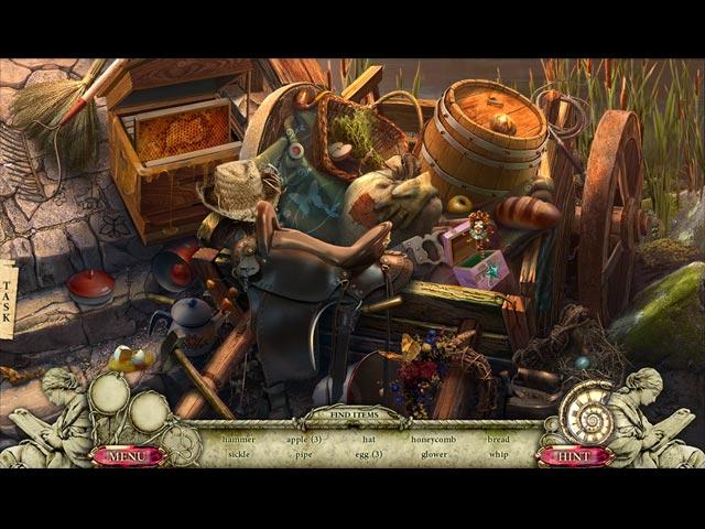 Game screenshot 1 Dark Cases: The Blood Ruby