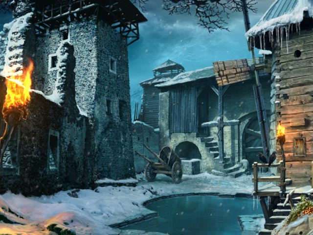 Game screenshot 3 Dark Dimensions: City of Fog Collector's Edition