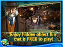 Screenshot for Dark Manor: A Hidden Object Mystery