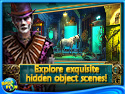 Screenshot for Dark Manor: A Hidden Object Mystery