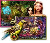 Dark Parables 7: Ballad of Rapunzel Collector's Edition - Mac