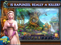 Screenshot for Dark Parables: Ballad of Rapunzel Collector's Edition
